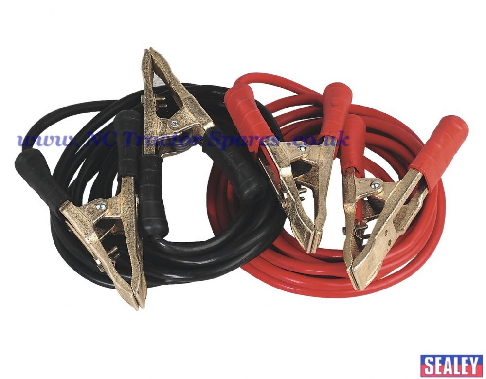 Booster Cables 5mtr 750Amp 35mm Extra Heavy-Duty Clamps